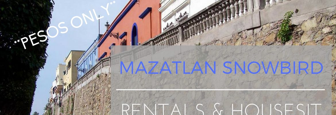 Mazatlan Snowbird Rentals FACEBOOK GROUP