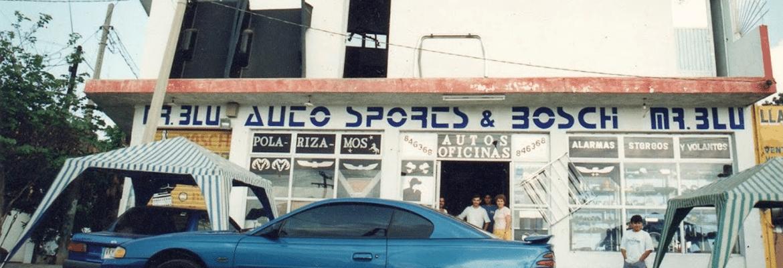 Auto Sport Mr Blu