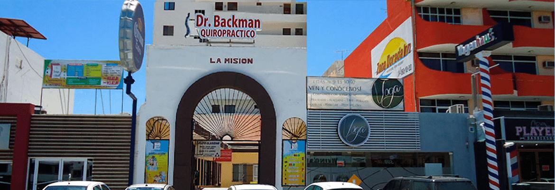 Dr Steven Backman