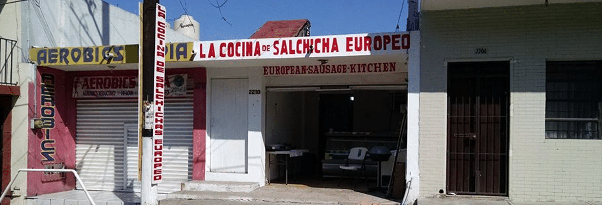 European Sausage Kitchen