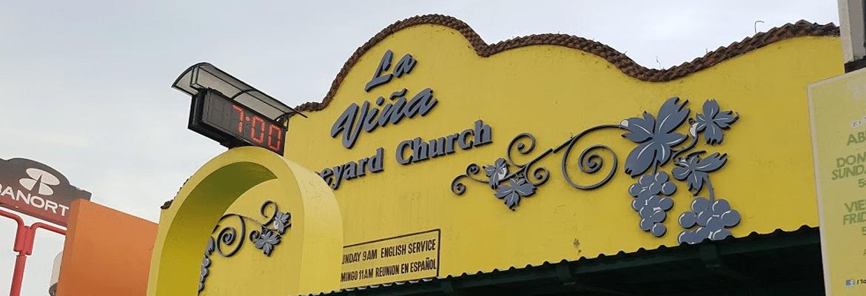 Vineyard Church Mazatlan