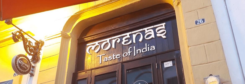 Morena's Taste of India